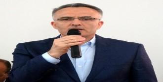 Ağbal: Referandum Türkiye'nin Önünü Açtı