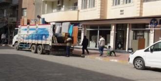 Nusaybin'den Göç Başladı