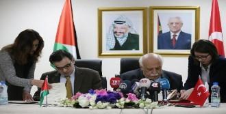 'Ramallah'ta Kültür Merkezi Açacağız'