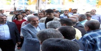 'HDP'ye Yönelik Saldırıları Nefretle Kınıyorum'