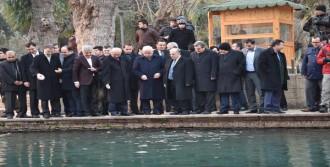 Bakan Elvan, Şanlıurfa'yı Gezdi