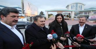 Bakan Eroğlu: Basın Olmadan Olmaz