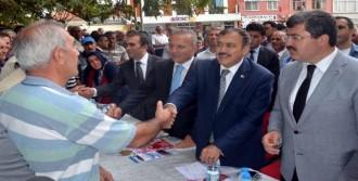 Eroğlu: Kandil'de Bir Takım İnler Vuruldu
