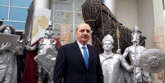 '2018 Troia Yılı' Tanıtımına Katıldı