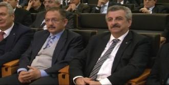 Özhaseki, İSO Meclis Toplantısında Konuştu