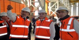 Bakan Özlü: Türk Sanayisi İçin Çok Önemli Adımlar Atıyoruz