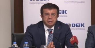 Bakan Zeybekci'den Seçim Açıklaması