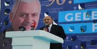 'Türkiye 90'lı Yıllara Dönmeyecek'