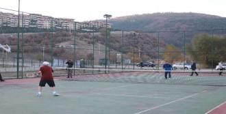 Bakanların Tenis Keyfi