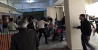 Bakırköy Adliyesi'nde Kavga