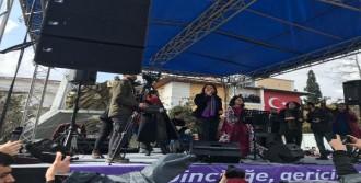 Bakırköy'de  '8 Mart 'Mitingi Yapıldı
