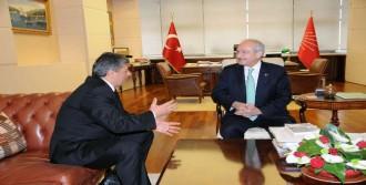 Kılıçdaroğlu'na Sürpriz Ziyaret