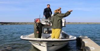 Balıkçılık Eğitimi Alan Kadınlar  Denize Açıldı