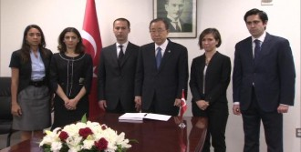 Ban Ki Moon: Birlik Olmalı