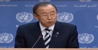 Ban Ki-Moon'un 'Mısır' Endişesi