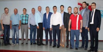 Bandırmaspor'da Yeni Başkan Elmastaş