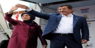 Başbakan Davutoğlu: Bahçeli'ye Şeref Dersi Vereceğiz