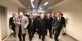 Başbakan Yardımcısı Bozdağ Şanlıurfa'da