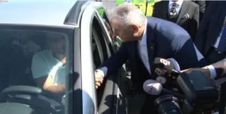 Başbakan Yıldırım Polisleri Ziyaret Etti