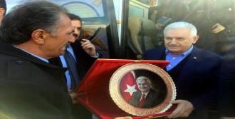 Yıldırım'ı Erzincan'da 24 Atlı Karşıladı