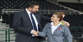 Türkoğlu, Potanın Perileri'ni Ziyaret Etti