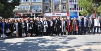 'Avukatlara Huzurlu Çalışma Ortamı Sağlanmalı'
