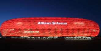 Bayern Münih De Mescit Yaptırıyor