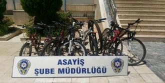 16 Bisiklet Çalan Şüpheli Yakalandı