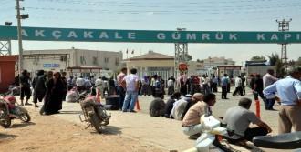 Bayramda Suriye Sınırı Kapalı