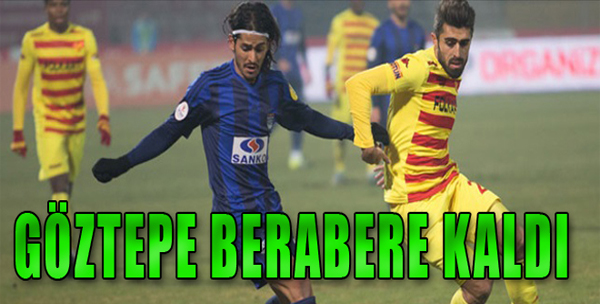 Gaziantep BB 0-0 Göztepe