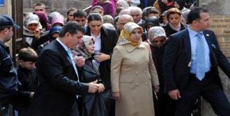 Sare Davutoğlu Ve Vekil Eşleri Afyon'u Gezdi