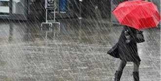 DİKKAT! Kuvvetli Yağış Geliyor