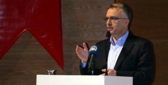 Bakan Ağbal: Tüm Terör Örgütleri İle Mücadele Ediyoruz