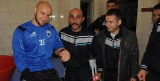 Erciyesspor Engellilerle Gösteri Maçı Yaptı