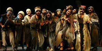 'İstanbul Efendisi' Müzikal Oyunu