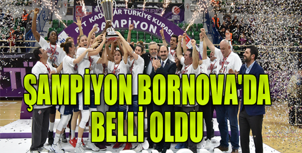 Şampiyon Bornova'da Belli Oldu