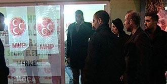 MHP'ye Saldırıda Yeni Gözaltılar...