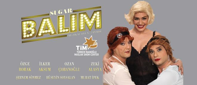 Balım Müzikali İstanbul'da