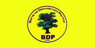 BDP'den İçişleri Bakanlığına Çağrı