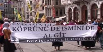 'Yavuz Sultan Selim' Protestosu
