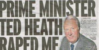 Eski İngiltere Başbakanına Taciz Suçlaması