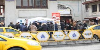 İstanbul'da Tarhana Ziyafeti