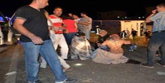 Kayseri'de Kaza: 49 Yaralı