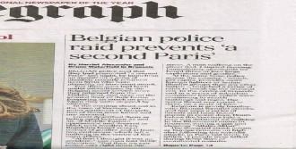 Belçika'da Korkunç Saldırı Önlendi