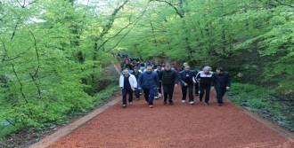 Belgrad Ormanı'nda Spor Etkinliği
