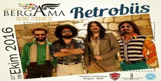 Bergama'da 7-9 Ekim'de Motosiklet Festivali
