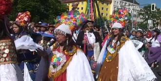 Kültürler Karnavalı Gerçekleştirildi