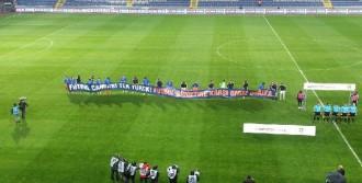 Futbol'da Şiddete Hayır