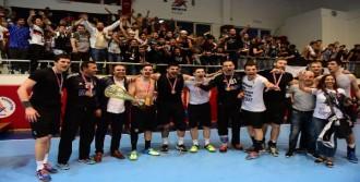 Beşiktaş Mogaz - Göztepe: 32- 22