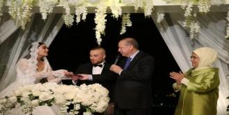Beşiktaşlı Gökhan Töre Dünya Evine Girdi